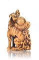 KatNr. 1196 Netsuke. China. 19. Jh./20. Jh.
